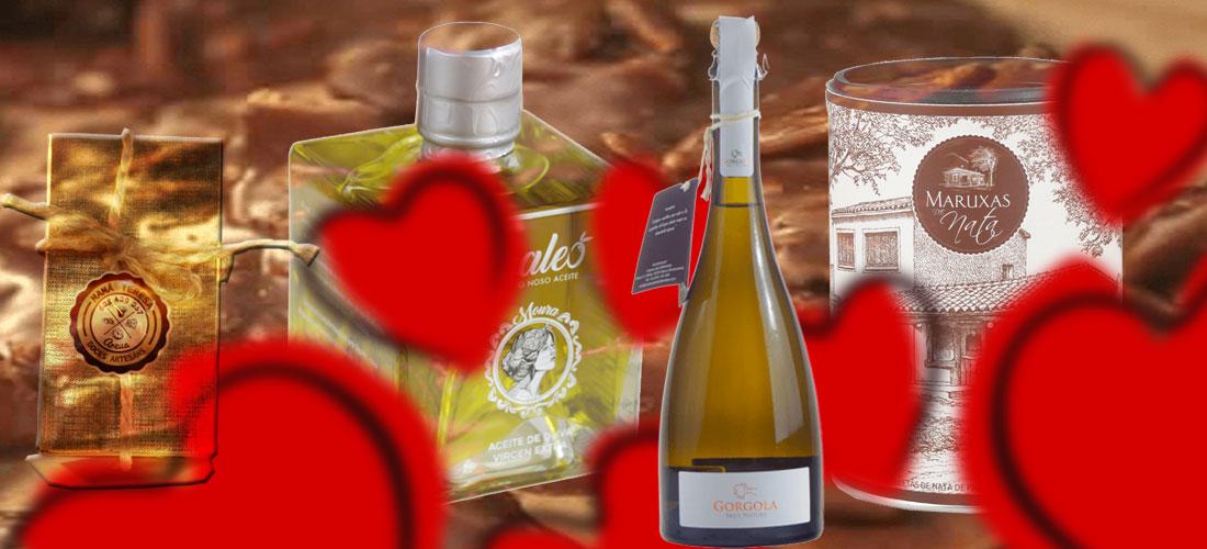Regala exclusividad en  San Valentín